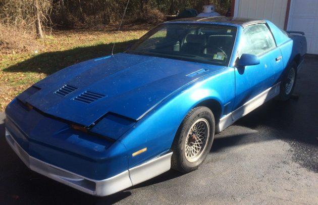 Speed Shop Find: 1985 Pontiac Firebird