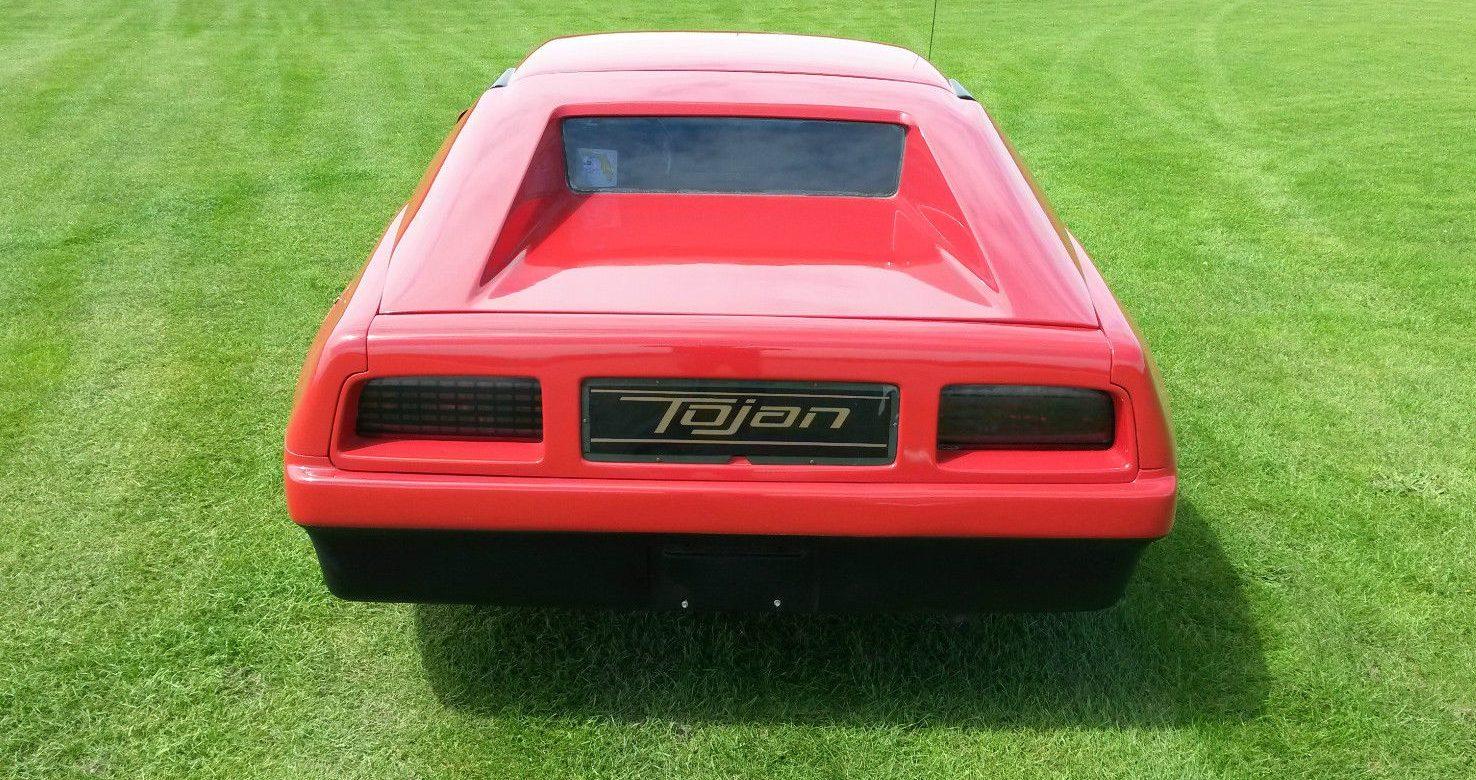 KITT Alternative: 1985 Pontiac Tojan