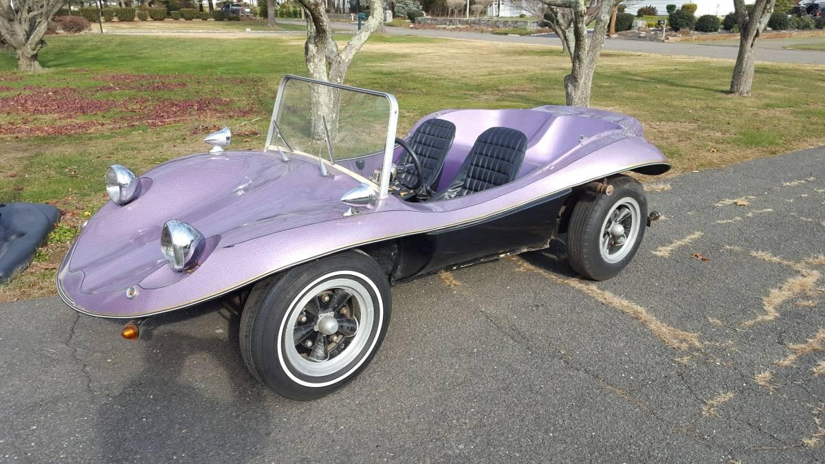 Wild Cat 1970 Ocelot Ss Dune Buggy
