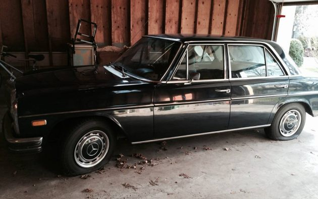 Nice But No Go: 1970 Mercedes 250