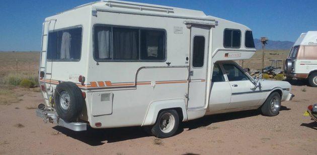 Front Wheel Drive Camper : Sunrader mopar style dodge aspen camper
