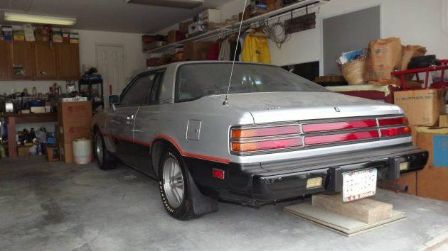Mighty Mitsu: 1980 Dodge Challenger