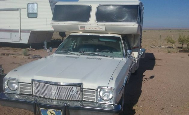 Sunrader, Mopar Style! 1979 Dodge Aspen Camper
