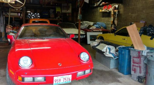 Thinning the Herd: Project Car Sell-Off