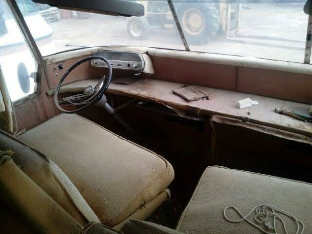 Inspiration by Corvair: 1966 Ultra Van