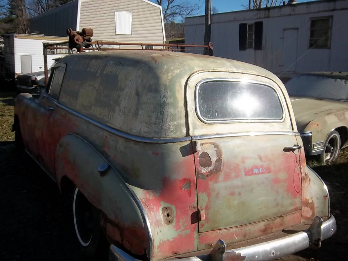 1956 chrysler 300b for sale 1911398 hemmings motor news - Since Not That Many Of These Cars Have Survived And Many That Did Were Street Rodded Sedan Delivery Values Have Skyrocketed This Seller S Asking Price Of