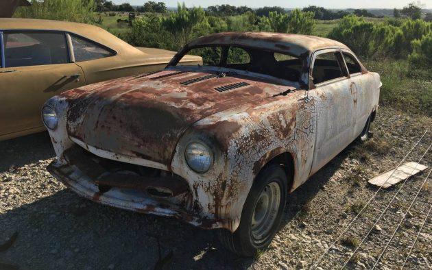 Lo And Go: 1950 Ford Sedan