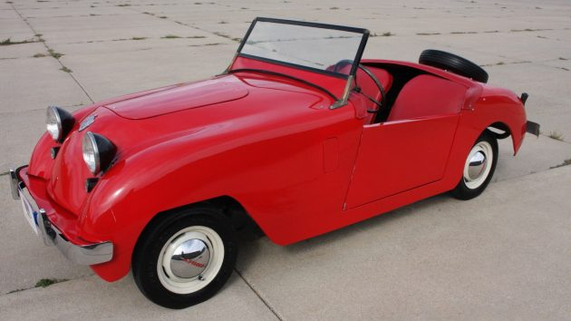 1st U.S. Sports Car: 1951 Crosley Hot Shot