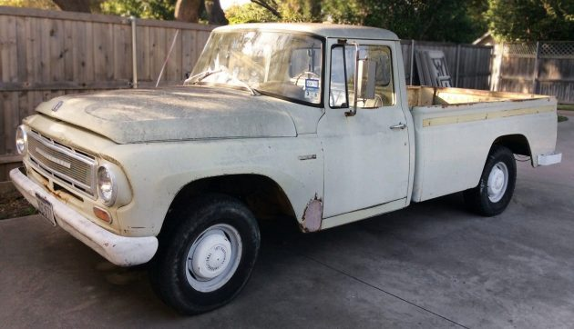 1967 International Relisted For $1,850!