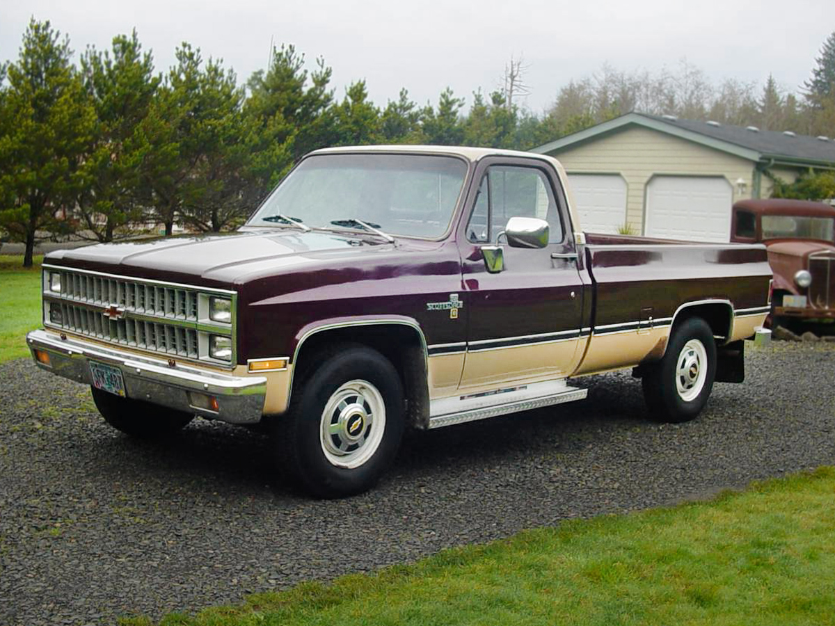 1984 Chevy Silverado For Sale Craigslist