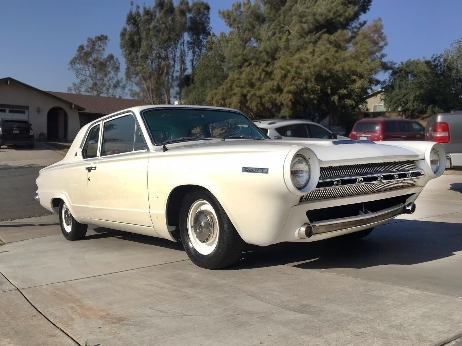 Restored Entry Level Car: 1964 Dodge Dart 170