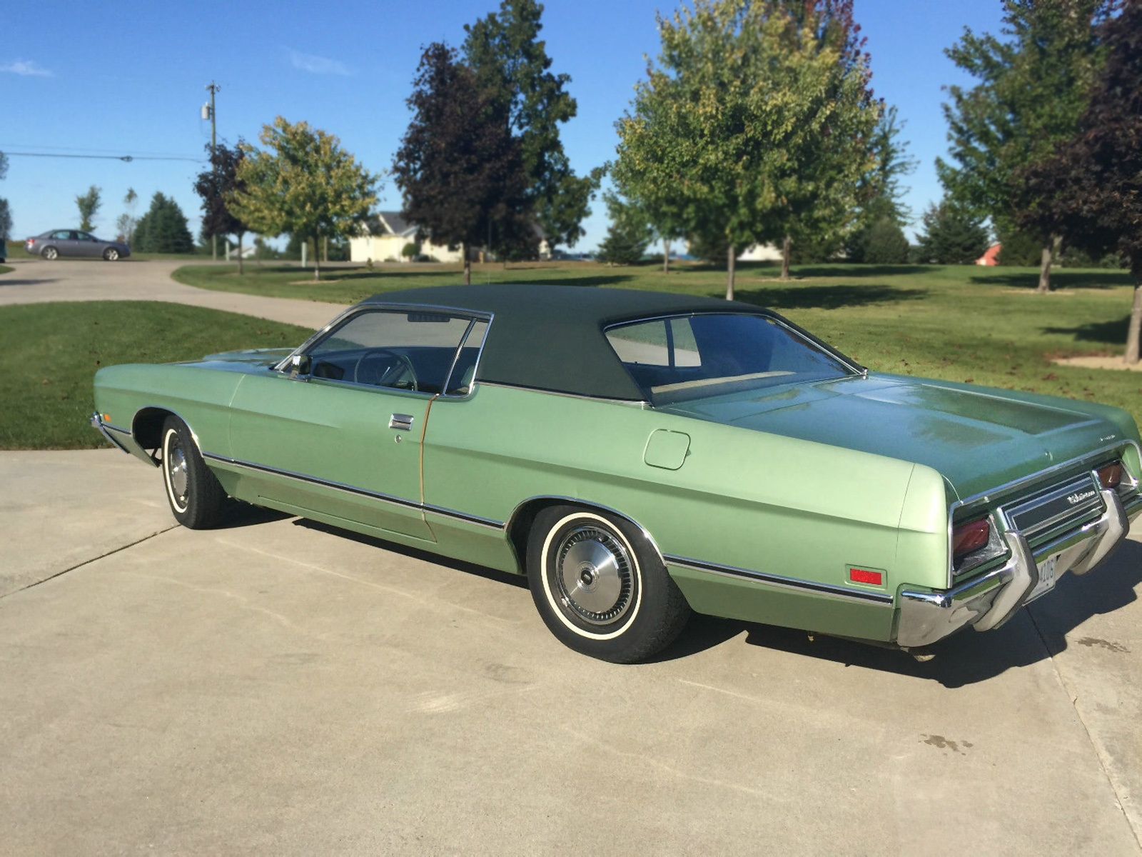 $5,500 Ford: 1971 Ford Galaxie 500