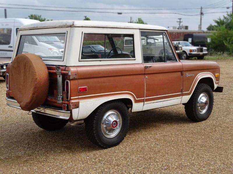 Berühmt 1971 Ford Bronco Specs Zeitgenössisch - Der Schaltplan ...