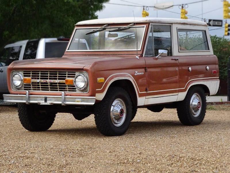 Nett 1974 Ford Bronco Specs Ideen - Elektrische Schaltplan-Ideen ...