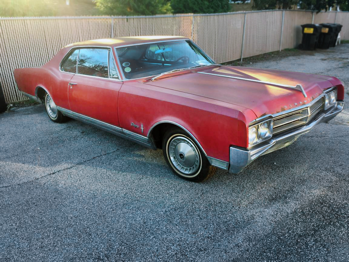 Underpriced Barn Find? 1965 Oldsmobile Starfire