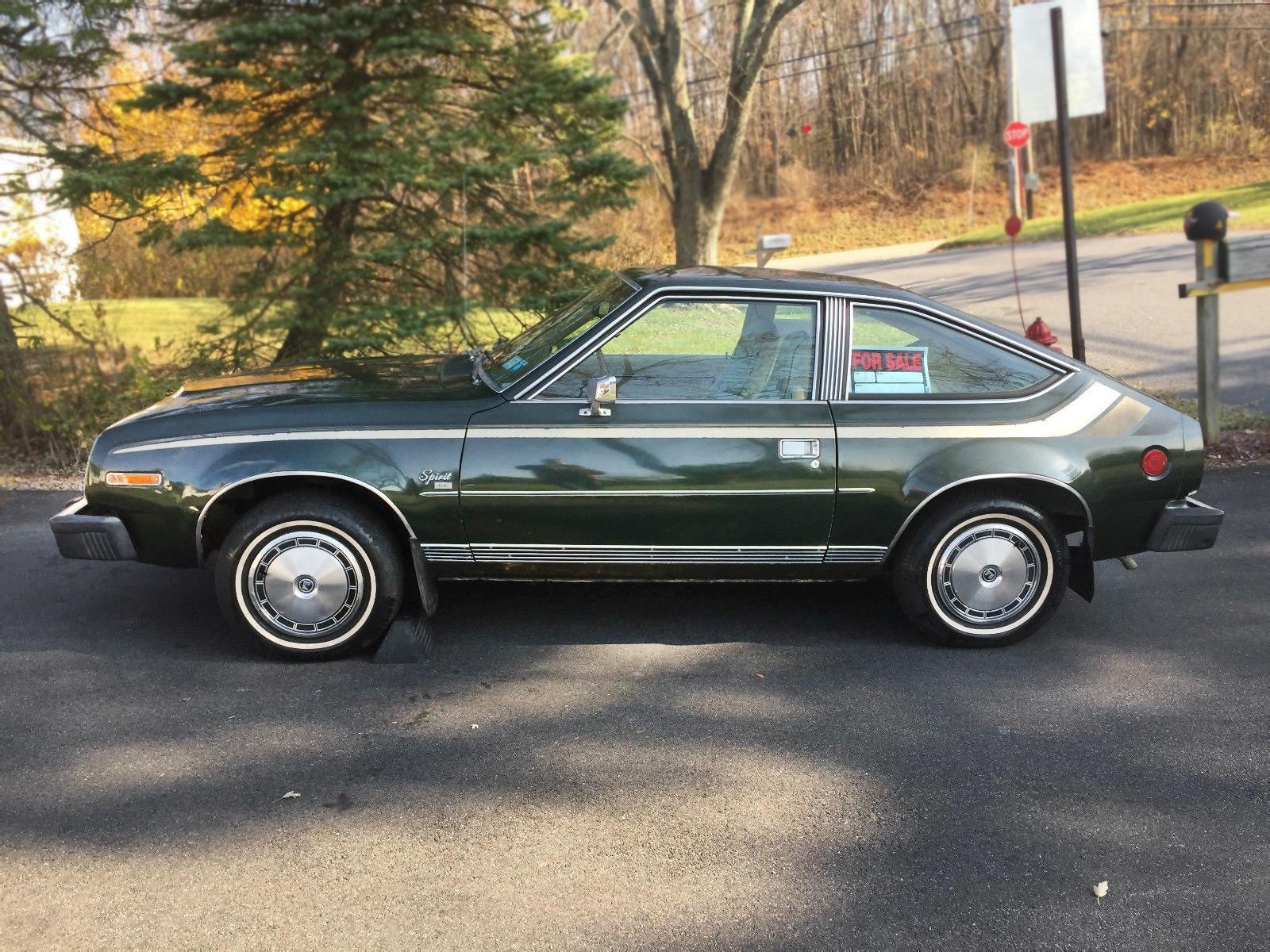Rambler Home 2 700 1981 Amc Spirit Dl Liftback