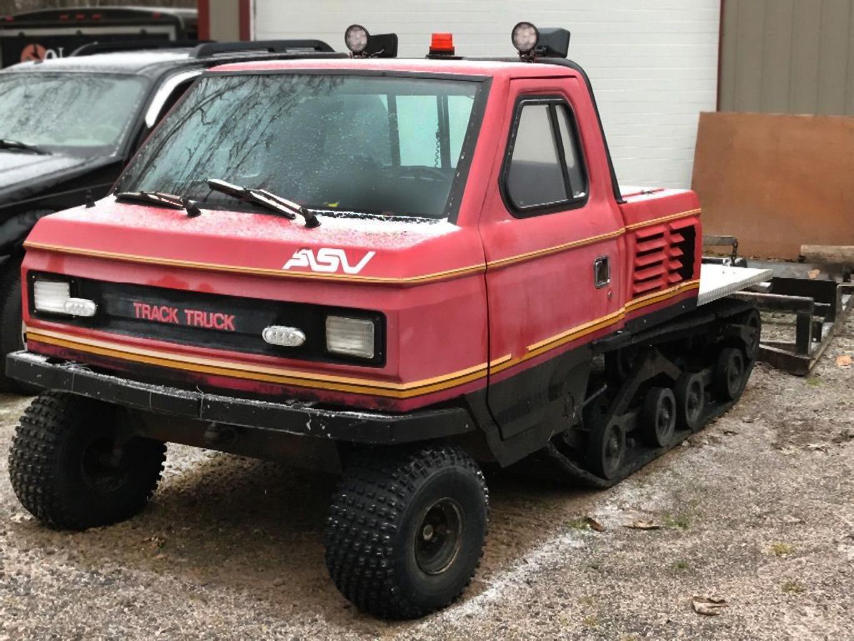 on track 1985 asv 2500 track truck. Black Bedroom Furniture Sets. Home Design Ideas