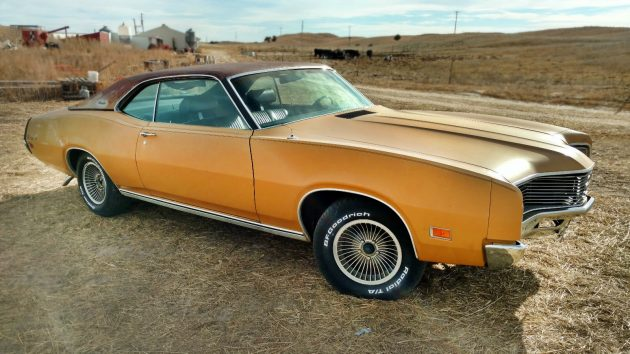 muscle car? '70 mercury montego mx brougham