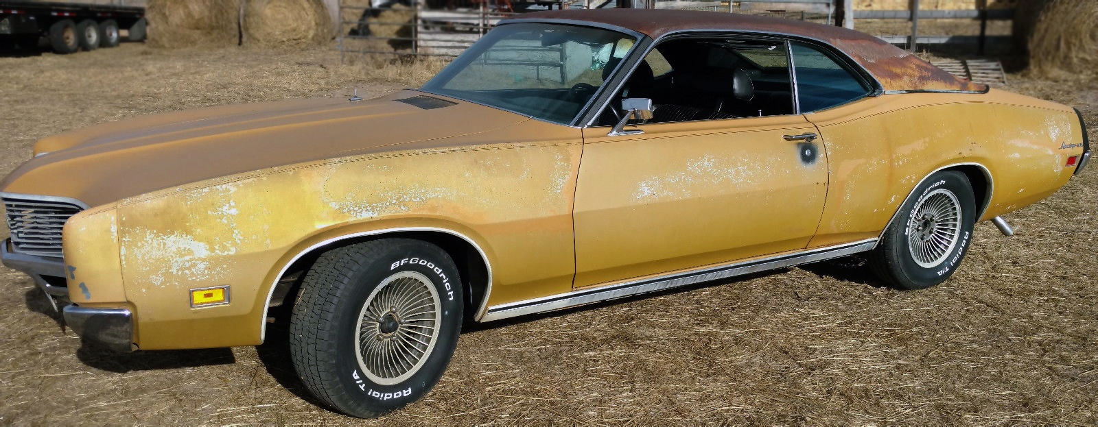 Muscle Car? \'70 Mercury Montego MX Brougham