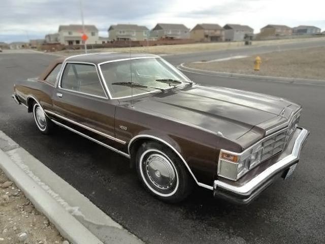2 800 Pre K Car 1978 Chrysler Lebaron