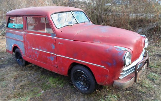 Wee Wagon: 1950 Crosley Series CD Super Wagon