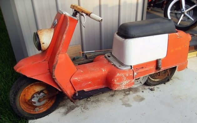 Scooters For Sale - Barn Finds