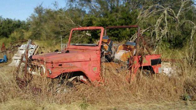 $___?? 1971 Toyota Land Cruiser FJ40