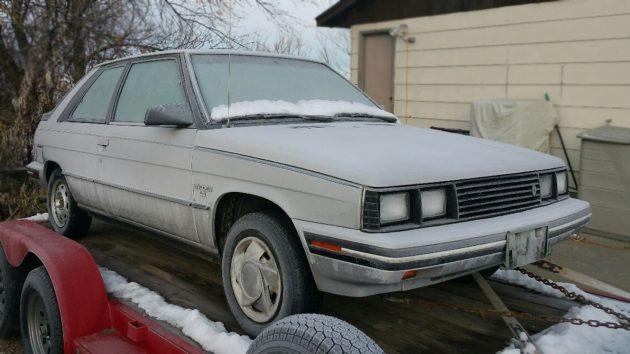 $500 Franco-American: 1985 Renault Encore