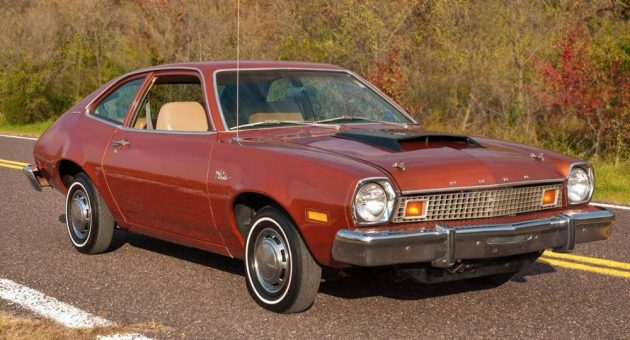 Naughty and Nice: 1976 Ford Pinto Turbo