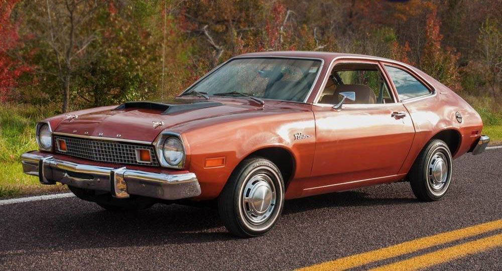 We Love Ford S Past Present And Future 1976 Ford Pinto Turbo