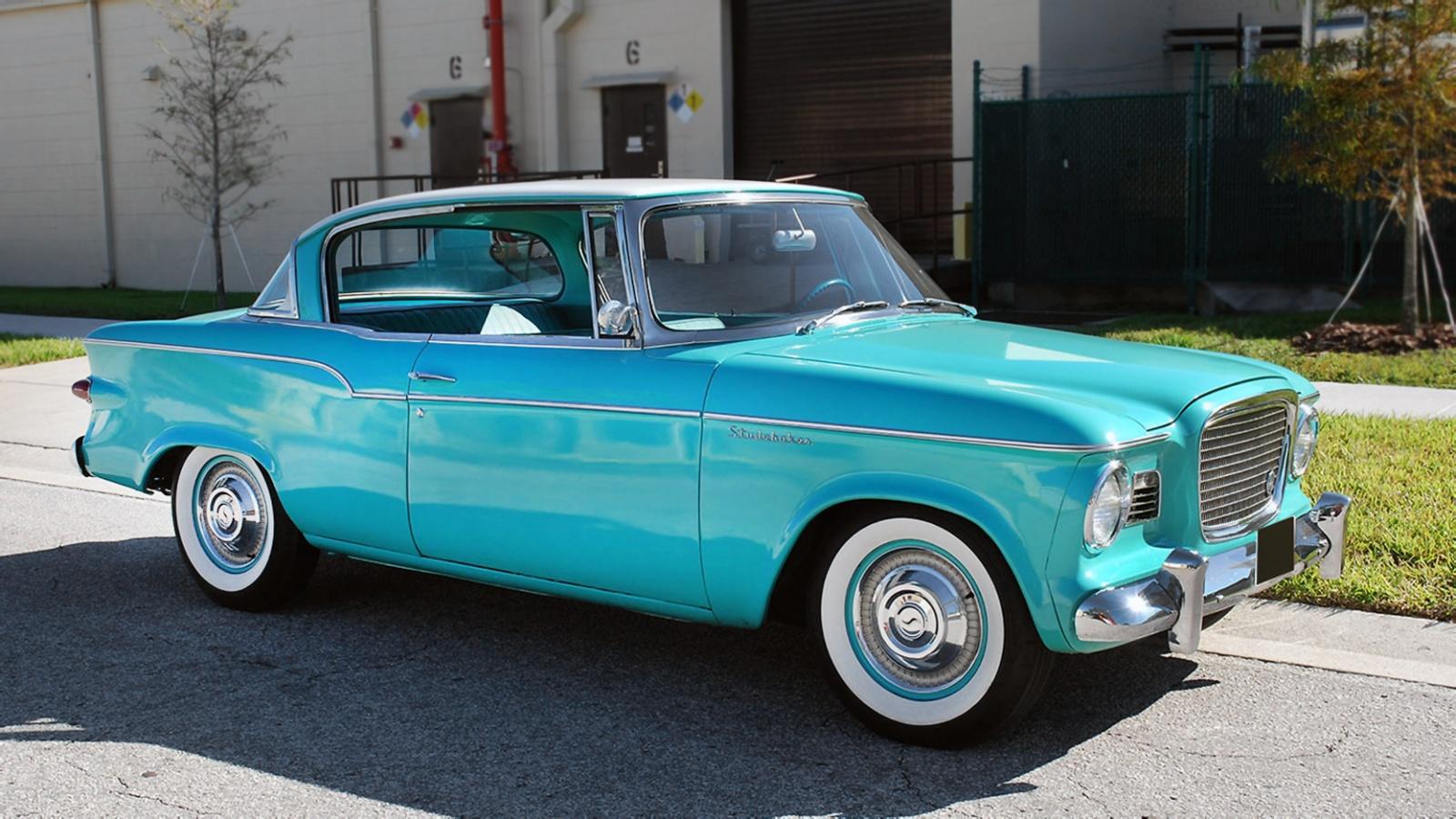 Regal Beauty: 1959 Studebaker Lark VIII Regal
