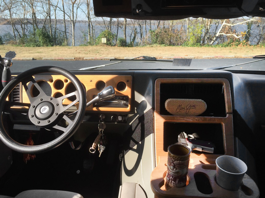 Your Highness 1980 Chevrolet G20 4x4