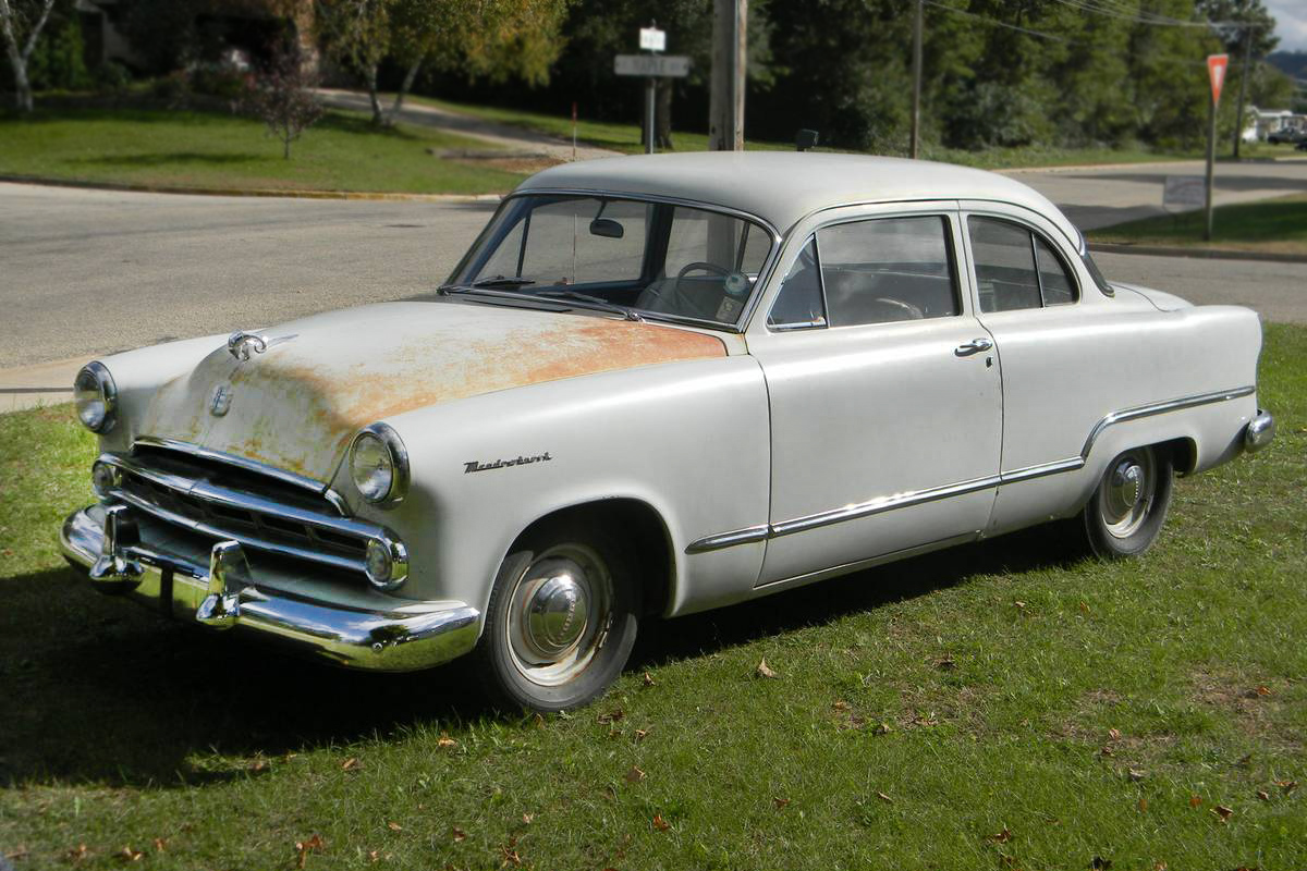 Maintain Or Hotrod 1953 Dodge Meadowbrook