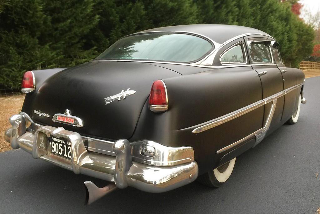 Twin-H-Power! 1954 Hudson Hornet