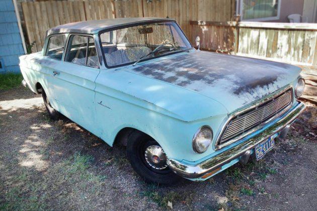 $2,000: 1962 Rambler American Deluxe