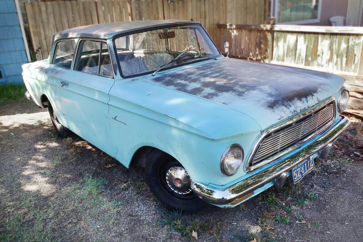 2000 1962 Rambler American Deluxe