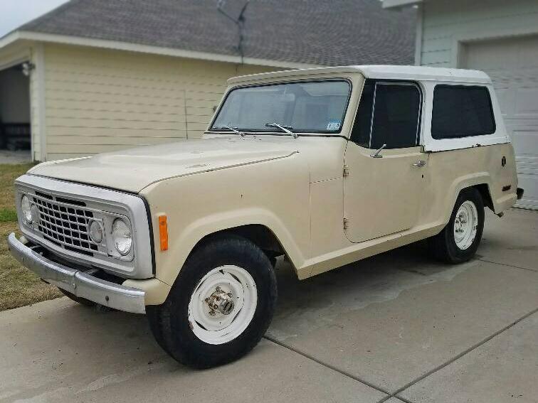 $3,500 Commando: 1973 Jeep Commando