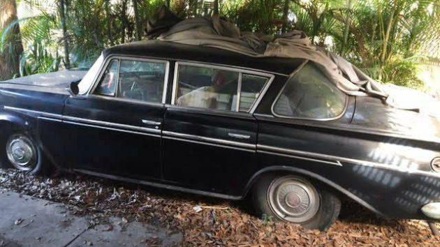 $950 Shed Find: 1960 Rambler Super