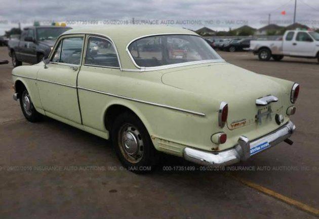 2 500 Amazon 1967 Volvo 122s