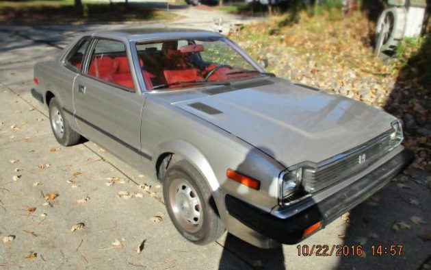 $2,995 But is it Real? 1981 Honda Prelude
