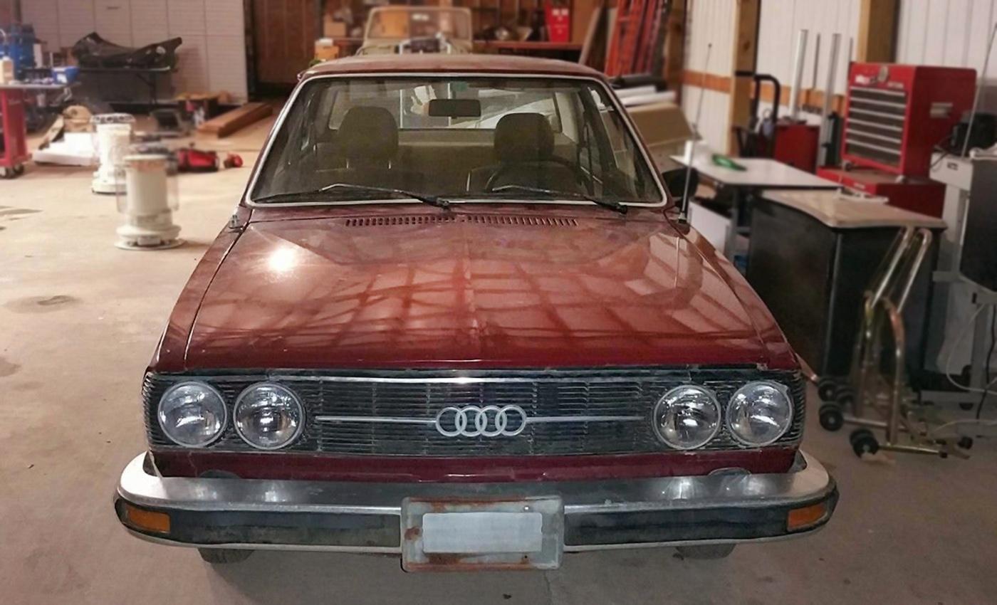 barn fox 1977 audi fox rh barnfinds com 1977 Audi Fox Wagon 1971 Audi Fox