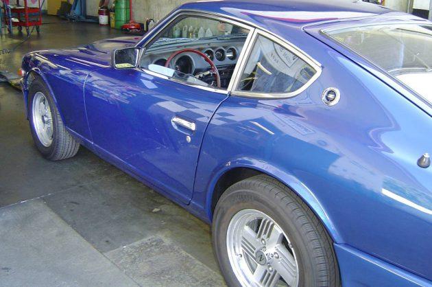 EVZ: 1975 Datsun 280Z EV