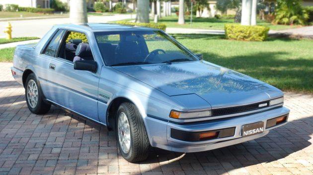 Commuter Car? 1986 Nissan 200SX XE Coupe