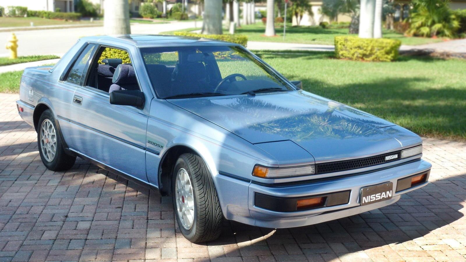 1986 nissan 200sx