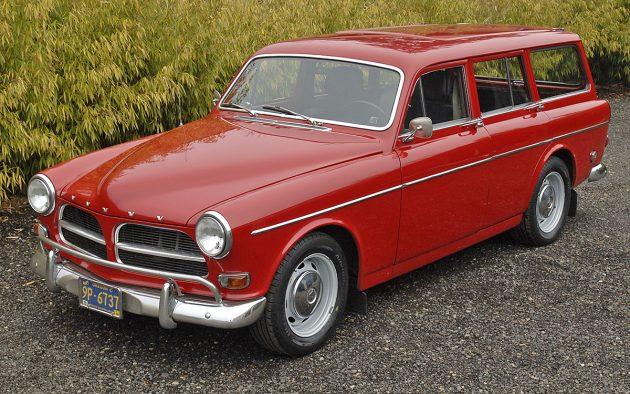 Amazon'ing! 1964 Volvo 122S Wagon