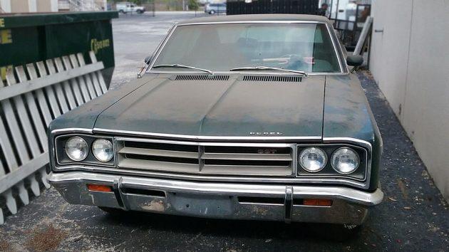 Forgotten Rebel: 1970 AMC Rebel SST
