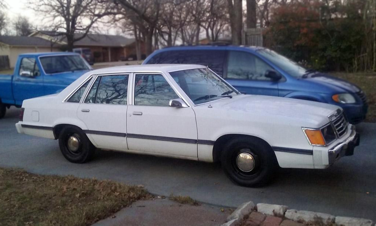 We Love Fords Past Present And Future 1985 Ford Ltd Ssp 1970 Crown Victoria