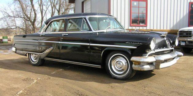 $4,700 LIN OLN! 1955 Lincoln Capri