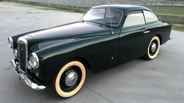 All I Want For Christmas: 1955 Arnolt MG Coupe