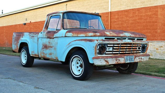 Build It Your Way: 1963 Ford F-100